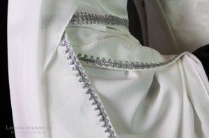 Nahaufnahme Hochzeitskleid von Lenora Brautmode